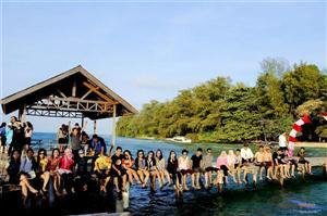 Pulau Harapan Album, 16-17 Agustus 2015 thumbnail