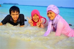 Pulau Pramuka Januari thumbnail